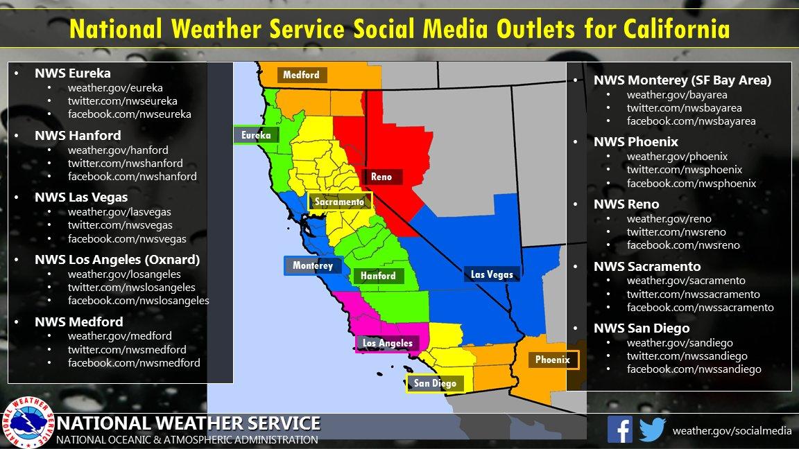 As the Northeast Experiences an ICE/Sleet Snow Storm, the West Coast